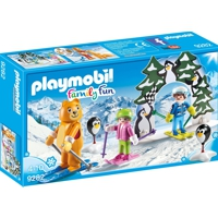 PLAYMOBIL Family Fun: Skischule (9282)