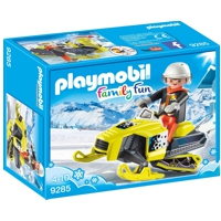 PLAYMOBIL Family Fun: Schneemobil (9285)