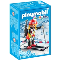PLAYMOBIL Family Fun: Biathletin (9287)