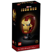 LEGO Super Heroes: Marvel - Iron Mans Helm (76165)
