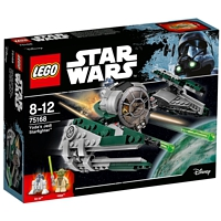 LEGO Star Wars: Yodas Jedi Starfighter (75168)
