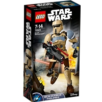 LEGO Star Wars: Actionfigur Scarif Stormtrooper (75523)