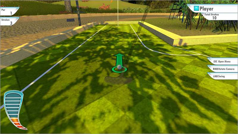 3D Minigolf (Switch)