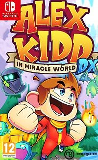 Alex Kidd in Miracle World DX (Switch)