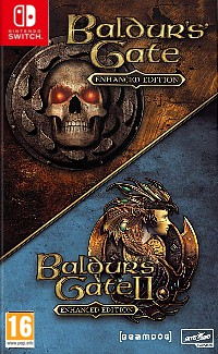 Baldurs Gate: Enhanced Edition Pack (Switch)