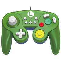 Controller Battle Pad Luigi (Switch)