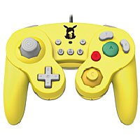 Controller Battle Pad Pikachu (Switch)