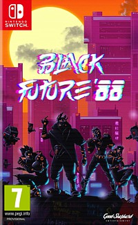 Black Future 88 (Switch)