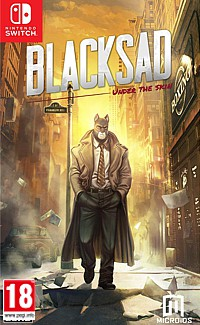 Blacksad: Under the Skin - Limited Edition (Switch)