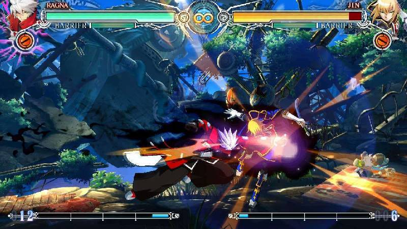 BlazBlue: Central Fiction - Special Edition (Switch)
