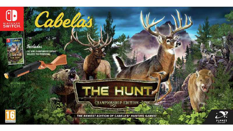 Cabelas The Hunt (Switch)