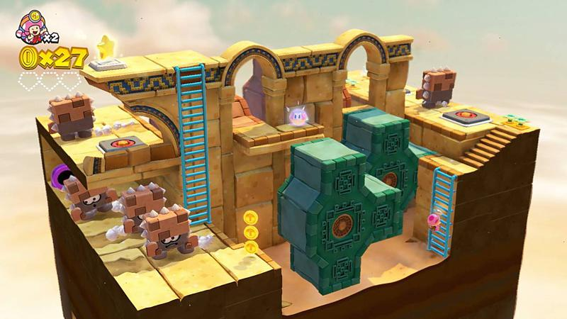 Captain Toad: Treasure Tracker (Switch)