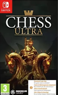 Chess Ultra (Code in a Box) (Switch)
