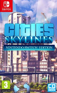 Cities: Skylines - Nintendo Switch Edition (Switch)