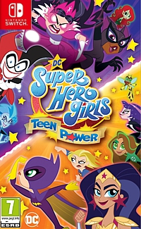 DC Super Hero Girls: Teen Power (Switch)