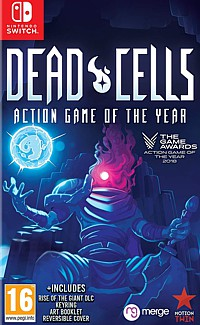 Dead Cells - Action Game of the Year (Switch)