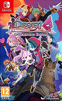 Disgaea 6: Defiance of Destiny - Unrelenting Edition (Switch)