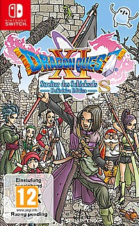 Dragon Quest 11: Streiter des Schicksals - Definitive Edition (Switch)