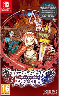 Dragon: Marked for Death (Switch)