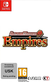 Dynasty Warriors 9 Empires (Switch)