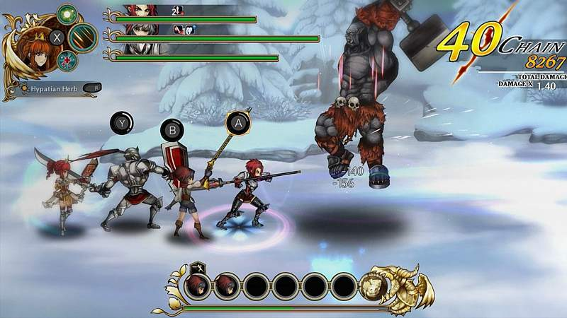 Fallen Legion: Rise to Glory (Switch)
