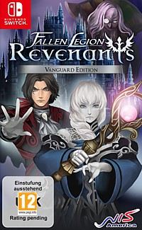 Fallen Legion: Revenants - Vanguard Edition (Switch)