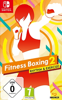 Fitness Boxing 2: Switch Rhythm & Exercise (Switch)
