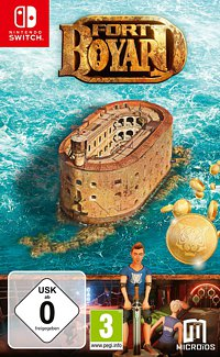 Fort Boyard (Switch)