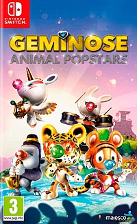 Geminose: Animal Popstars (Switch)