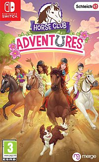 Horse Club Adventures (Switch)