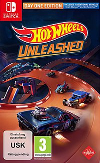 Hot Wheels Unleashed - Day 1 Edition (Switch)
