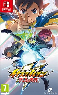 Inazuma Eleven Ares (Switch)