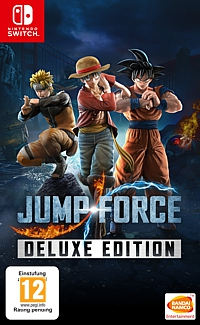 Jump Force - Deluxe Edition (Switch)