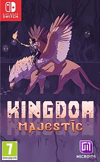 Kingdom Majestic - Limited Edition (Switch)