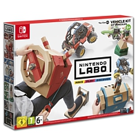 Nintendo Labo: Toy-Con 03 Vehicle Kit (Switch)