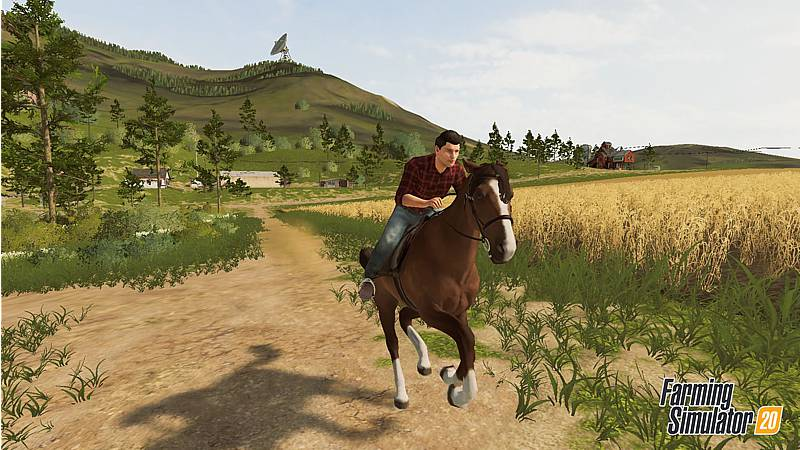 Landwirtschafts Simulator 20 (Switch)