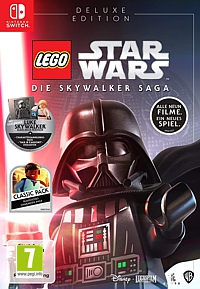 LEGO Star Wars: Die Skywalker Saga - Deluxe Edition (Switch)
