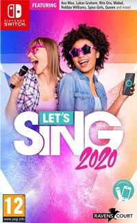 Lets Sing 2020 (Switch)