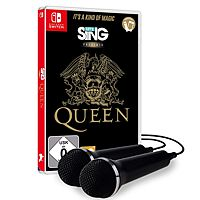 Lets Sing Queen + 2 Mikrofone (Switch)