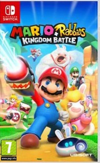 Mario & Rabbids: Kingdom Battle (Switch)