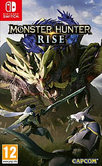 Monster Hunter Rise - Collectors Edition (Switch)