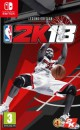 NBA 2K18 - Legend Edition (Switch)