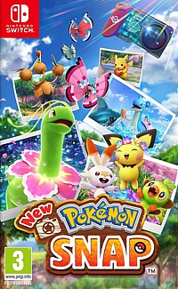 New Pokemon Snap (Switch)