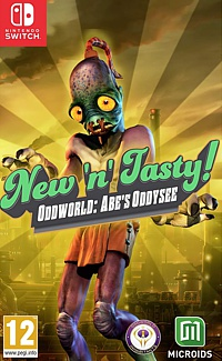 Oddworld: New n Tasty! (Switch)