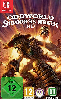 Oddworld: Strangers Wrath HD (Switch)
