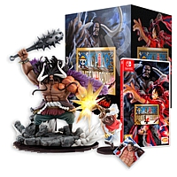 One Piece: Pirate Warriors 4 - Kaido Edition (Switch)
