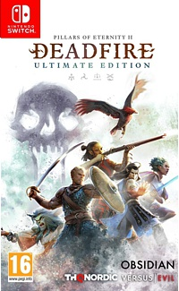 Pillars of Eternity 2: Deadfire - Ultimate Edition (Switch)