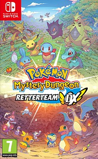 Pokemon Mystery Dungeon: Retterteam DX (Switch)