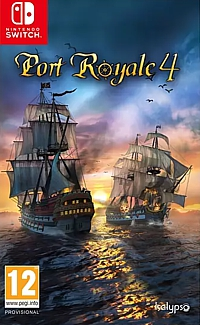 Port Royale 4 (Switch)