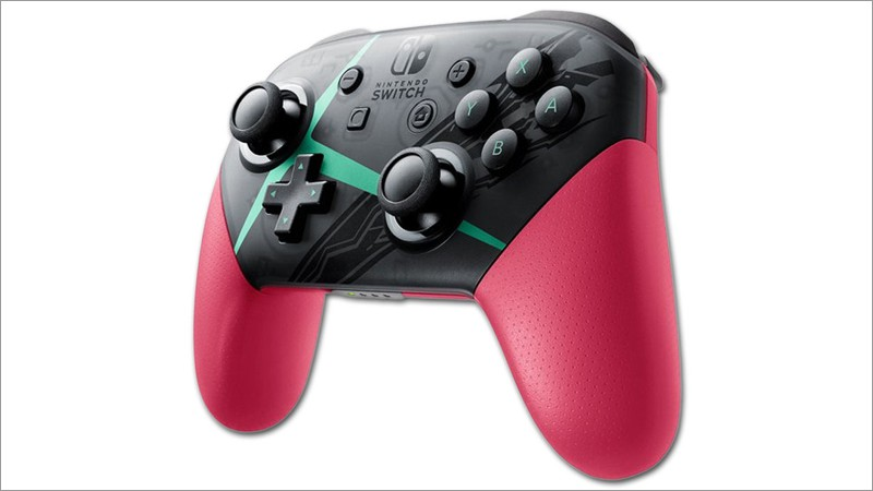 Controller Switch Pro - Xenoblade 2 Edition (Switch)